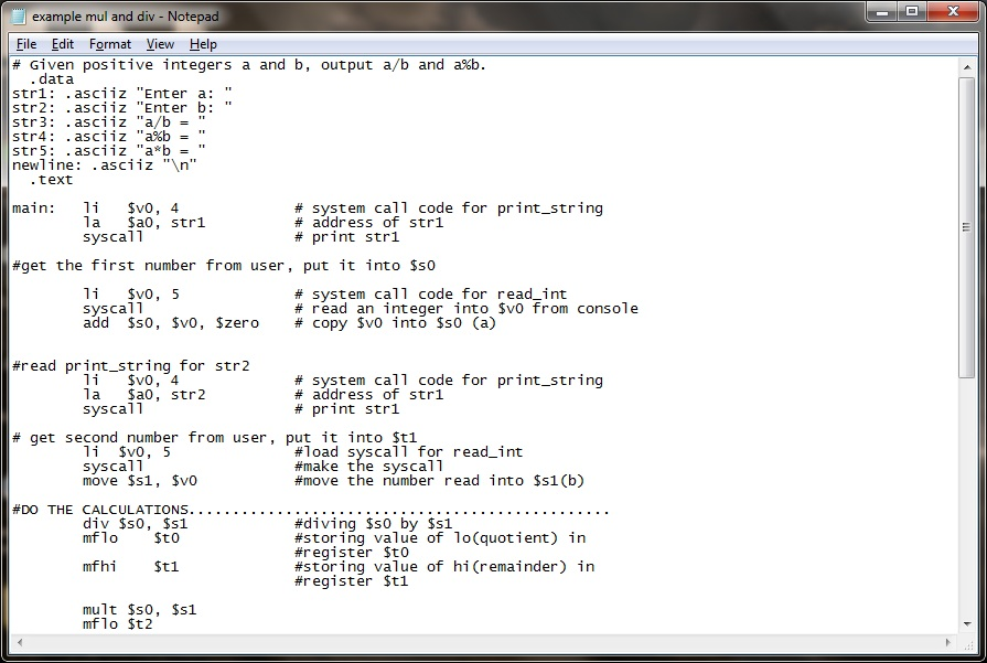 code to use ascii code in c