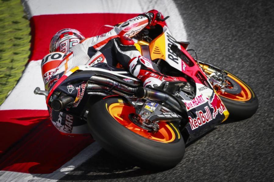 MotoGP 2016 Barcelona-Catalunya Spain Marquez Race