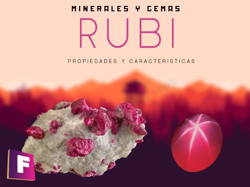 rubi propiedades y caracteristicas | foro de minerales
