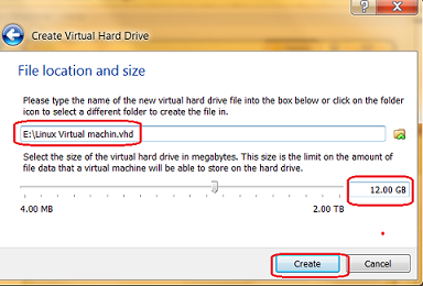 Install Linux on Windows 7 Using Virtual Box