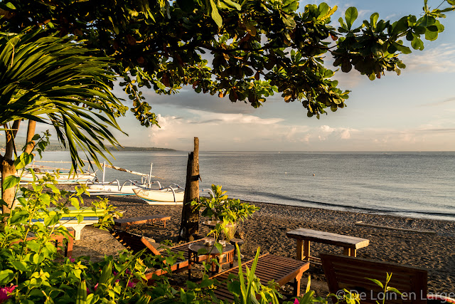 Solaluna Homestay - Amed - Bali