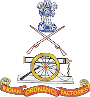 IOF, Indian Ordnance Factory, West Bengal, Junior Works Manager, Graduation, Diploma, freejobalert, Latest Jobs, Hot Jobs, freejobalert, iof logo