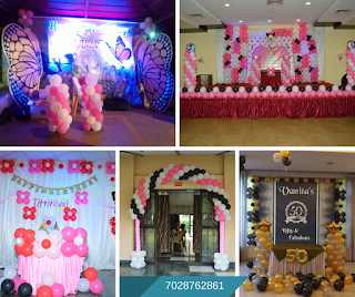 Birthday Party Decorations Planning Services Near Me