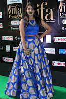 Madhu Shalini Looks Super Cute Slim trim Blue Choli Ghagra IIFA Utsavam Awards 047.JPG