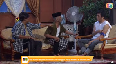 Live Streaming Sepahtu Reunion Live 2019 Episod 8