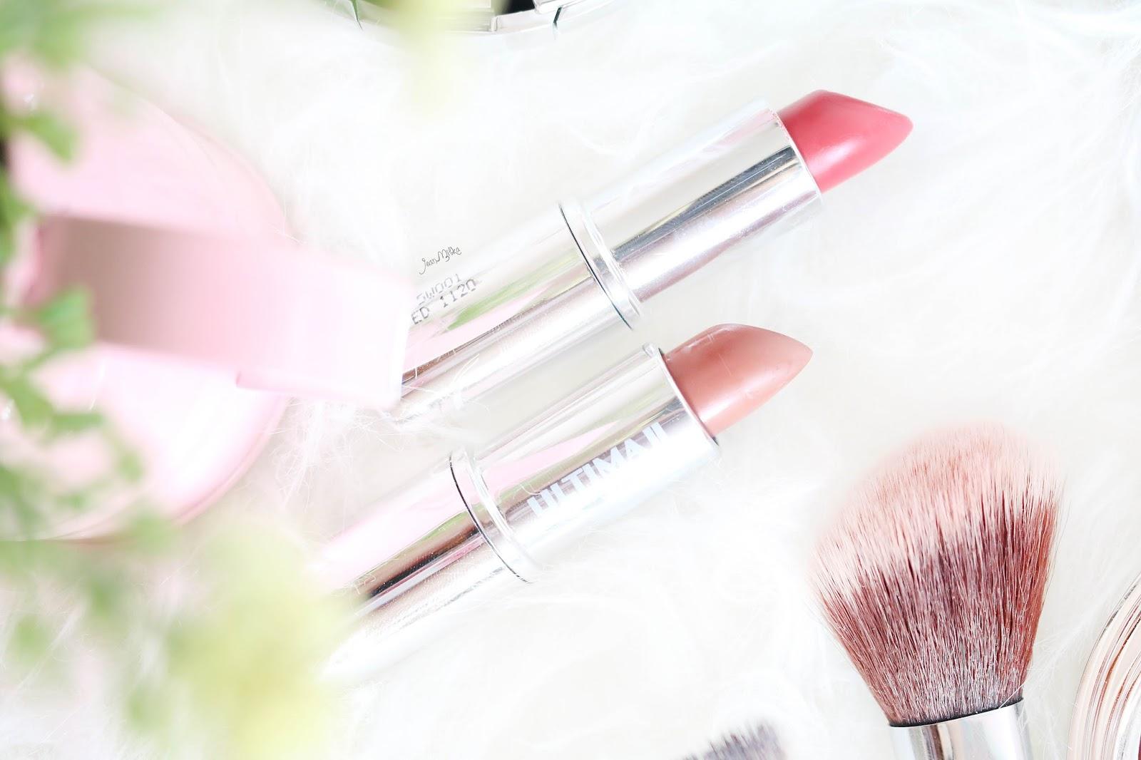 ultima, ultima ii, ultima delicate, ultima blush, ultima lipstick, ultima ii delicate, ultima ii blush, ultima ii lipstick, product review, makeup murah, makeup untuk pemula