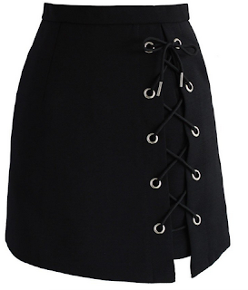 http://www.chicwish.com/stylish-tie-bud-skirt-in-black.html