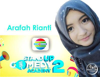 Jadwal Arafah Depok Stand Up Comedy 2 Indosiar