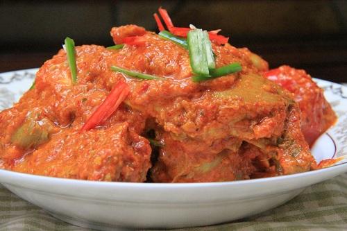 Resepi Ayam Masak Padang!!