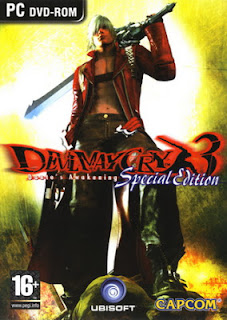 Devil May Cry 3 Free Download PC Game Full Version