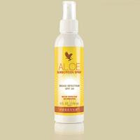 Слънцезащитен спрей с алое /Aloe Sunscreen Spray/