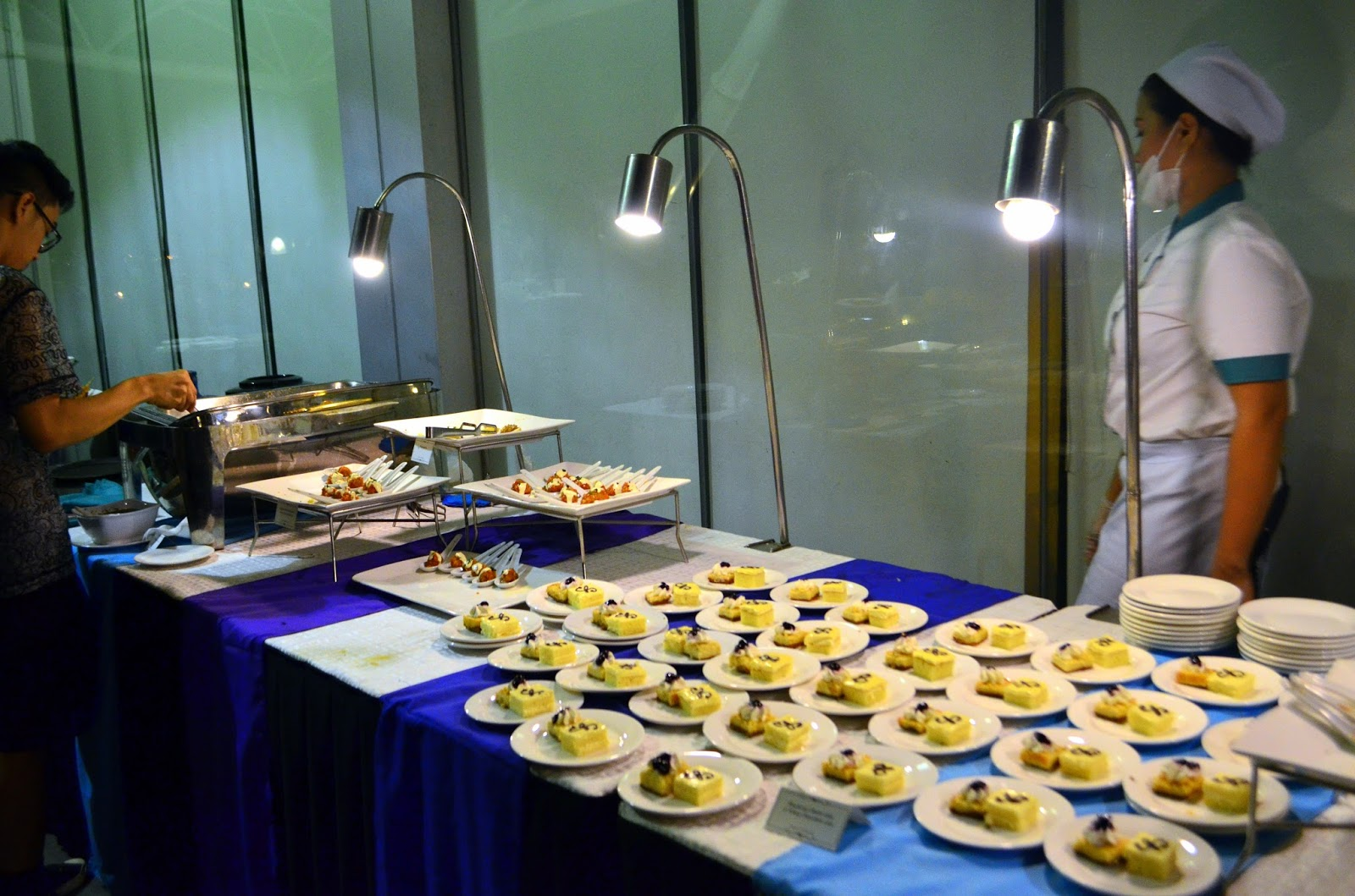 ILLUMINATE: Ignite the Light catering