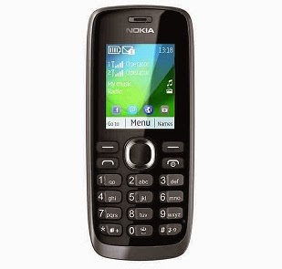 Nokia 112 (Dark Grey) for Rs.2398 only at Snapdeal (Lowest Price)