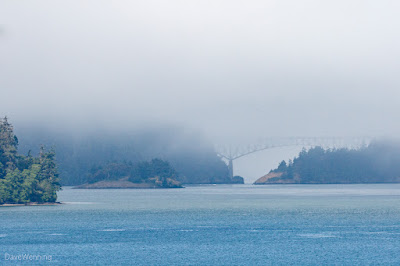 Deception Pass from the North Trail