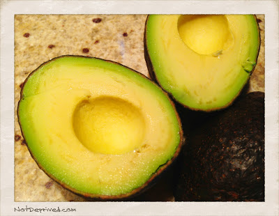 Creamy Guacamole {Avocados - Good Fats}