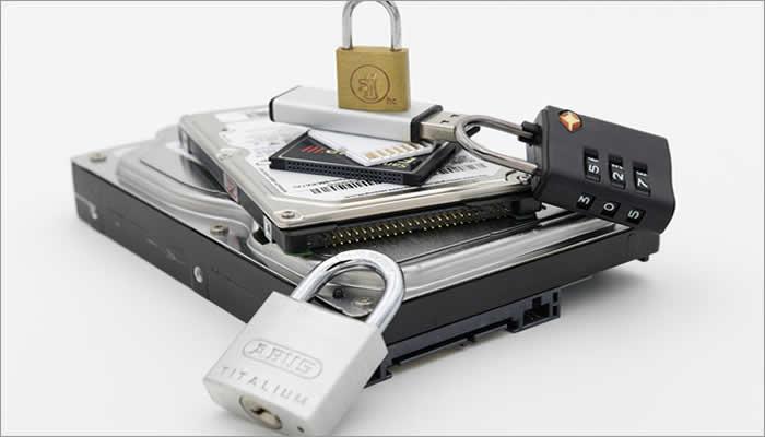 Mídias para armazenamento de backup