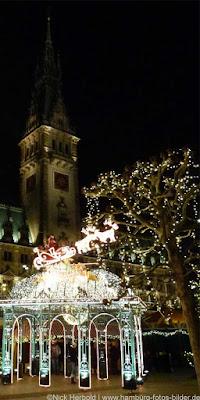 Rathaus Weihnachtsmarkt