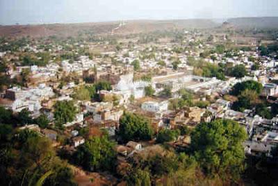 Chanderi, Madhya Pradesh