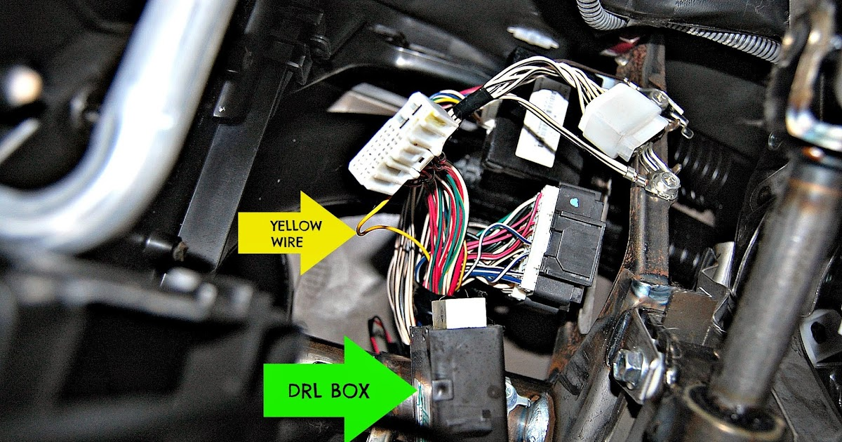 Running Light Relay Location On 2014 Toyota Corolla Wiring Diagram