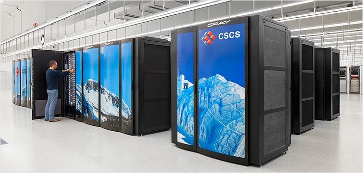 Топ самых мощных суперкомпьютеров