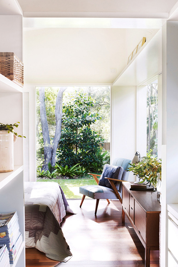 House tour: Casual eclectic home in Sydney. Photo by Prue Ruscoe via Homelife