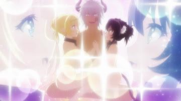 Isekai Maou to Shoukan Shoujo no Dorei Majutsu Season 2 Episode 10