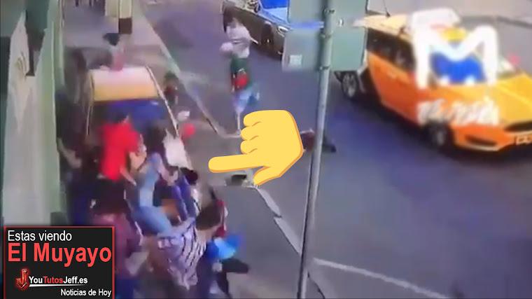 Atropellan a aficionadas Mexicanas en calles de Moscú