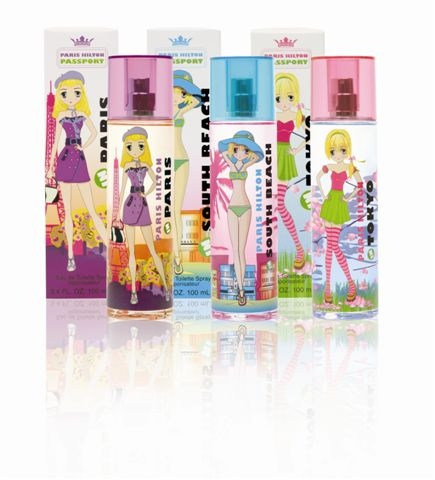 Paris Hilton Passport Collection fragrances.jpeg