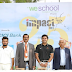 IMPACT 2017, an inter-B schools cricket tournament organised by WeSchool begins at Matunga Gymkhana