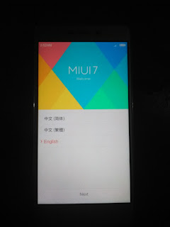 redmi 3, matot, flashing