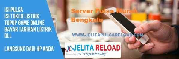 Server Pulsa Elektrik | Pulsa Murah Bengkulu | Dealer Pulsa Resmi Bengkulu