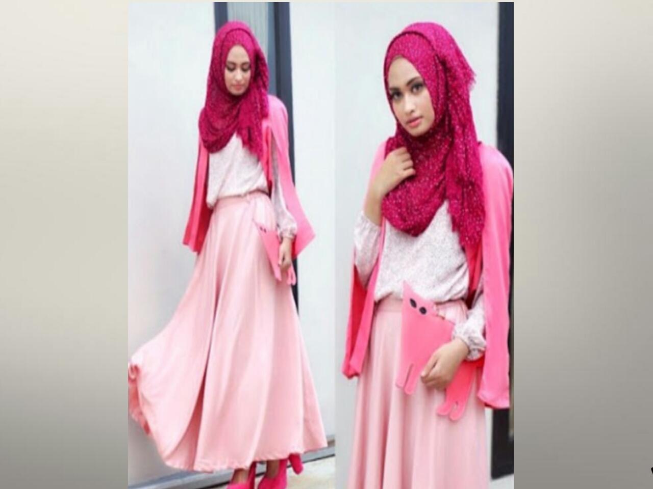10 Trend Baju Muslim Remaja Putri Masa Kini 2019