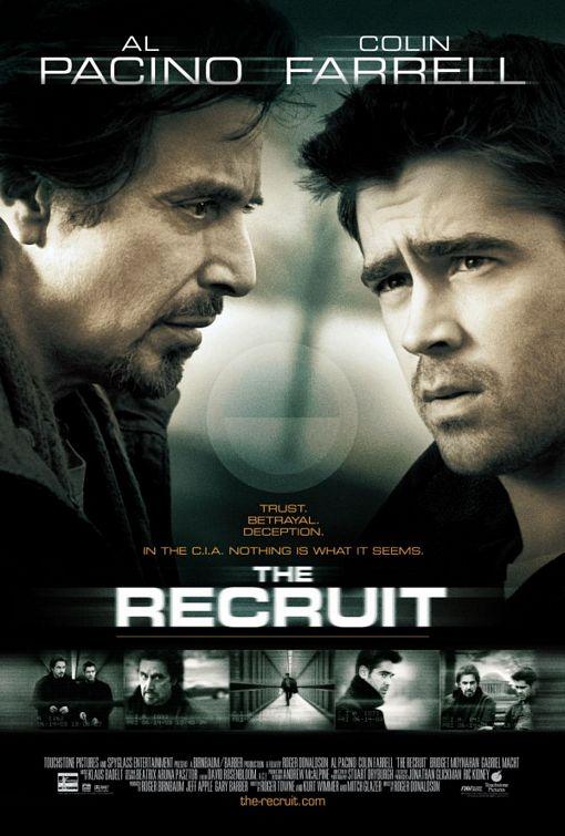 Nonton Film The Recruit (2003)