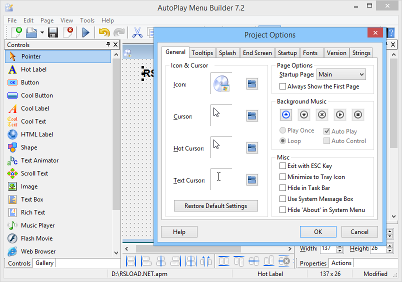 autoplay menu builder 9.0 pro