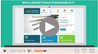 video presentazione sito geometra roma antonio massari
