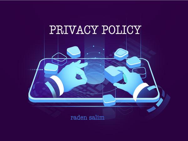 Cara Cepat Buat Privacy Policy untuk Blog