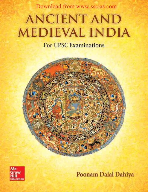 Ancient & Medieval India By Poonam Dalal Dahiya