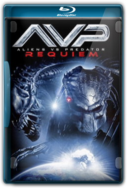 Torrent - Alien vs Predador Bluray rip