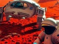 Astrofisikawan Ragukan Kelayakan Mars One