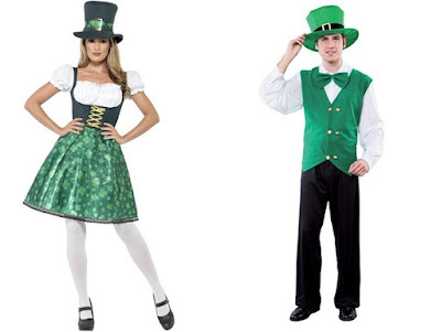 déguisement irlandais