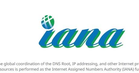 iana assignments media types