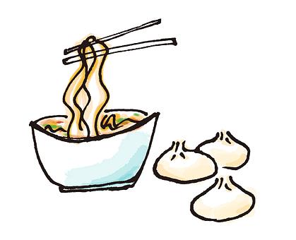 Filsafat dan Pelajaran Dari Cara Makan Mie Instan