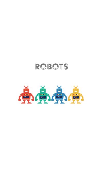 THEME ROBOTS