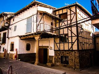 Casa de Postas Garganta La Olla