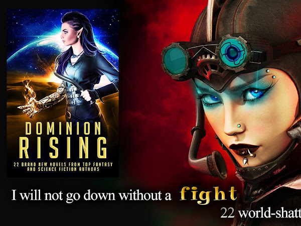 Dominion Rising Reader Giveaway & Authors Interview