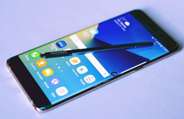 samsung Galaxy Note 7R - Google