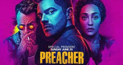 Preacher second season