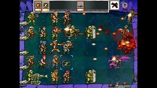 Game Contra phiên bản Zombies