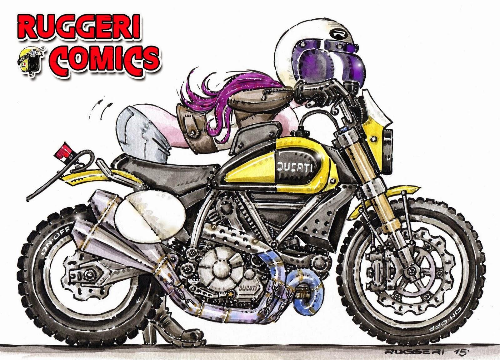 Racing Caf U00e8  Ruggeri U0026 39 S Comics  44