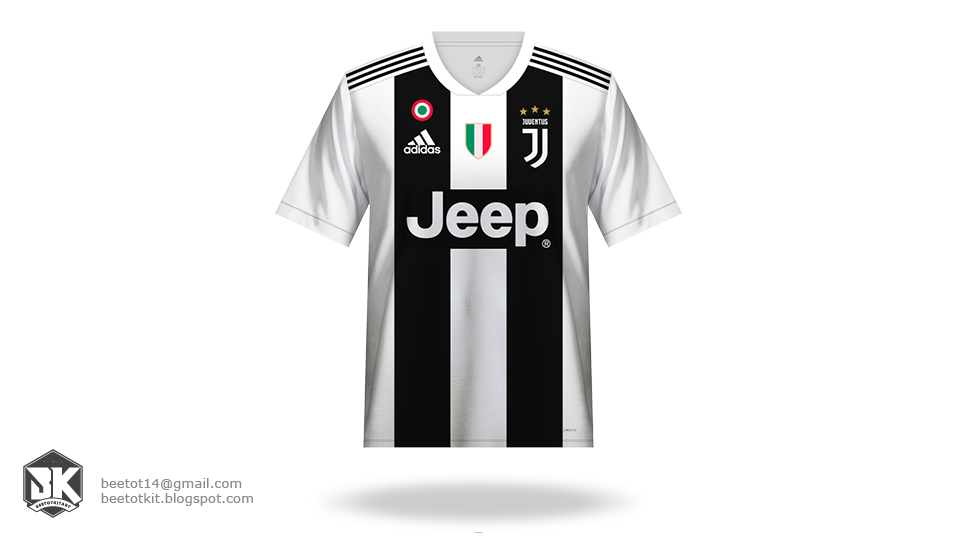 newest 4e05a 4cfda Beetot Kit: Juventus Kit 1819